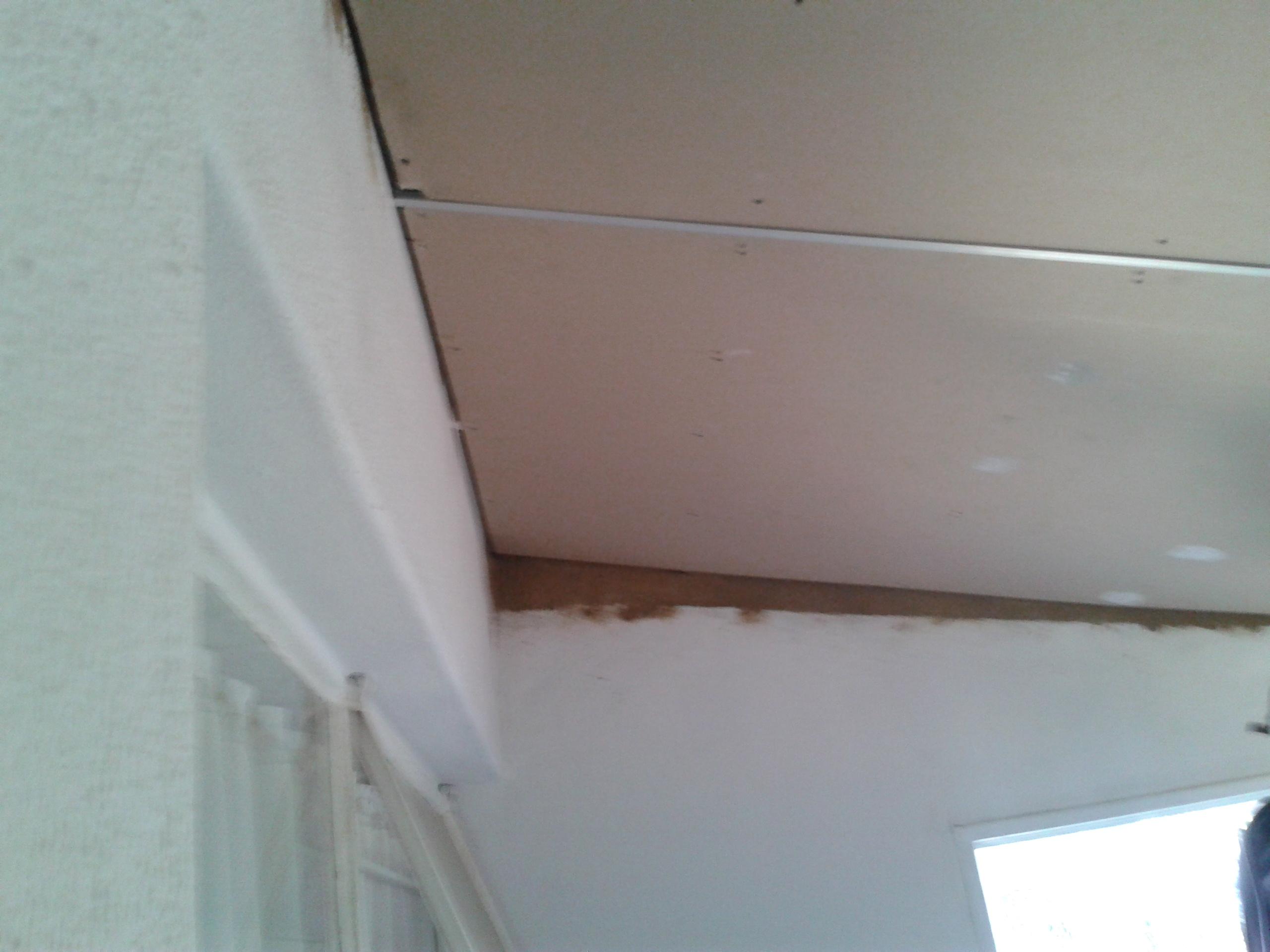 Ceilings resident 6 – preparation