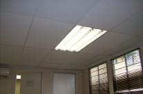 Drywalling & ceiling finish Act Church